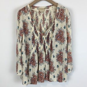 Anthropologie Vanessa Virginia blouse